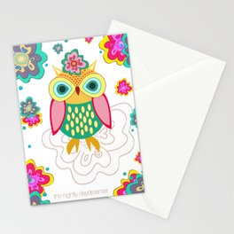 The Nightly Daydreamer Stationery Cards