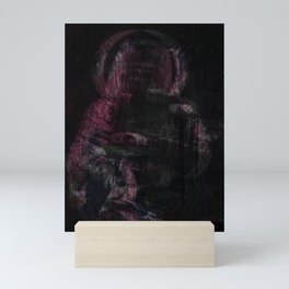 Mother (pink variant) Mini Art Print