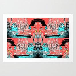 333 Art Print