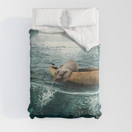 One summer day... Comforters