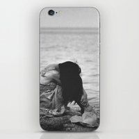 alone iPhone & iPod Skins featuring Alone  by PhotoStories