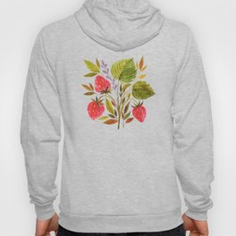 Early Summer Strawberries Are The Sweetest Hoody