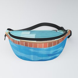 Swimming Pools Fanny Pack