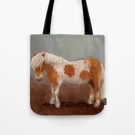 The Painted Pony Tote Bag