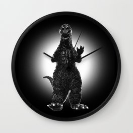 Noirzilla Wall Clock