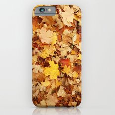 Fall Leaves iPhone 6s Slim Case