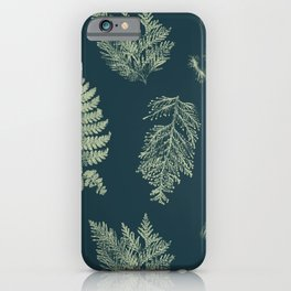 Hammond in Emerald Green iPhone Case