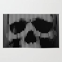 Skull Lines Rug