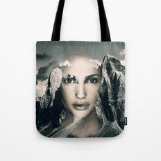 Spirit Of The Mountain Tote Bag