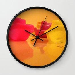 Bath Toyzzzzz Wall Clock