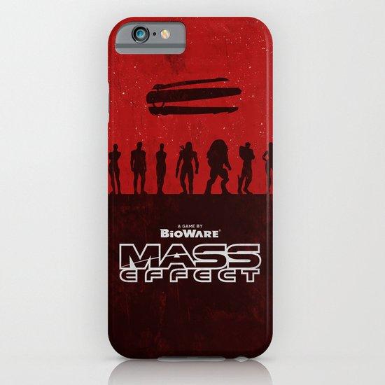 Mass Effect 1 iPhone & iPod Case
