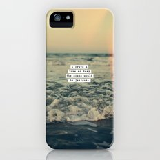 Jealousy iPhone (5, 5s) Slim Case