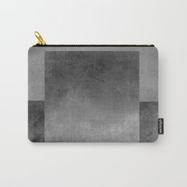 Square Composition XII Carry-All Pouch