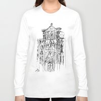 florence Long Sleeve T-shirts featuring d'uomo florence by ledi