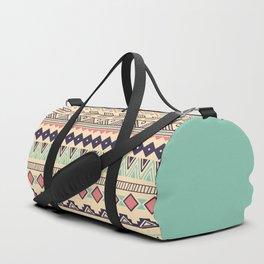 Aztec pattern 02 Duffle Bag