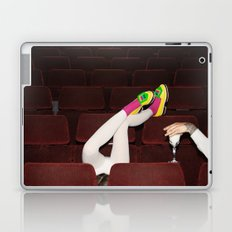 I enjoy going to the cinema. Taking a dress off. Closing my eyes. Watching the Dreamers Laptop & iPad Skin