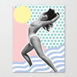 Bettie Canvas Print