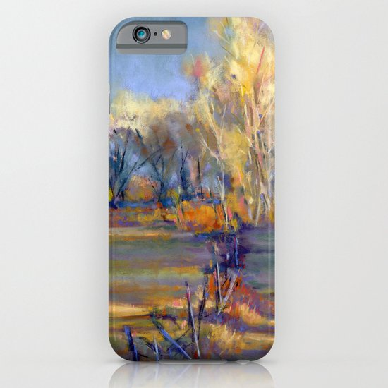 Along The Fence iPhone & iPod Case