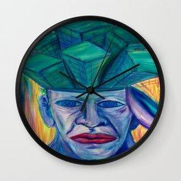 R.A.D.A.D.D. Wall Clock