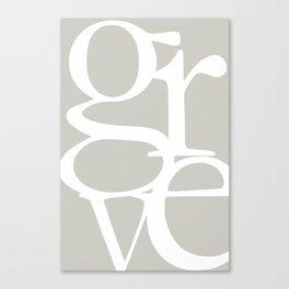 Grey II  #society6 #decor #buyart Canvas Print