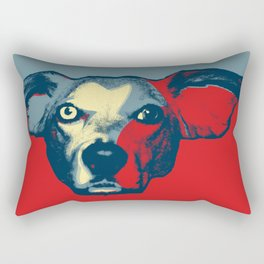 THE BUDDIE x BARACK OBAMA Rectangular Pillow