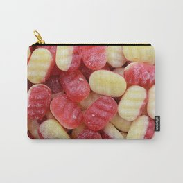 Rhubarb and custard Carry-All Pouch