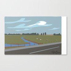 Lodi scenic Canvas Print