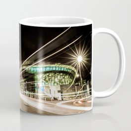 Tottenham Stadium by Night Coffee Mug