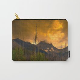 Kootenay Wildfires Carry-All Pouch