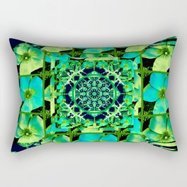 cherokee rose BG 3 Rectangular Pillow