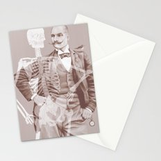 Crown Pursuit Stationery Cards
