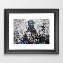 Estuary Framed Art Print