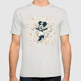 """Hello Minnie Mouse Pink"" by Gigi Rosado T-shirt"