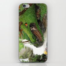 Forest Dragon iPhone & iPod Skin