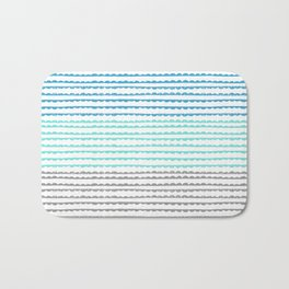 Scallops Bath Mat