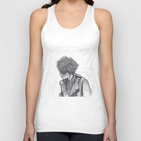 ben giles Tank Tops featuring Ben by Vidility