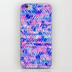 Fervor (Blue) iPhone Skin