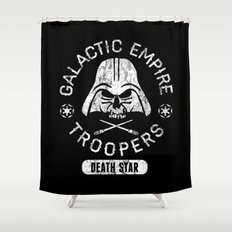 Bad Boy Club: Galactic Empire Troopers Shower Curtain