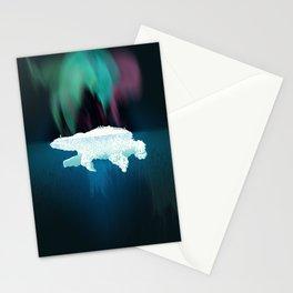 Polar Ice Stationery Cards