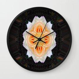 Looking through the kaleidoscope... Wall Clock