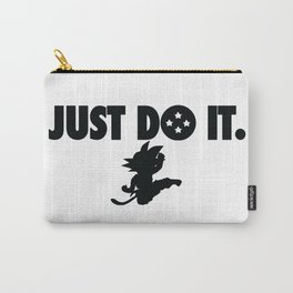 Just Do It Little Goku Carry-All Pouch