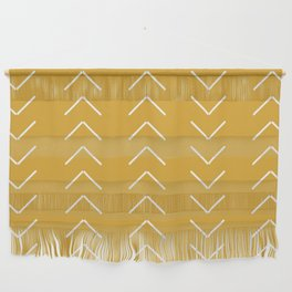 V / Yellow Wall Hanging