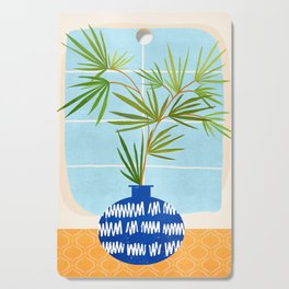 Window Seat / Contemporary House Plant Cutting Board