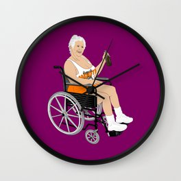 MILF Wall Clock