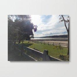 Lake Narracan Metal Print