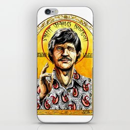 Saint Charles Bronson iPhone Skin