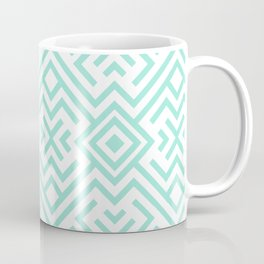 Lost in mykonos Coffee Mug