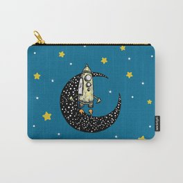 Spaceship Karen and moon Carry-All Pouch