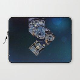 Prague Astronomical Clock Laptop Sleeve