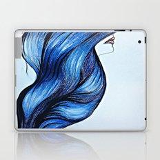 Abstract Hair Laptop & iPad Skin